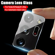 For Samsung Galaxy Note 20 S21 Ultra Tempered Glass Camera Lens Screen Protector