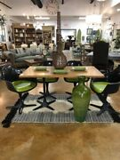 Burke Dallas Mcm Table And Chairs