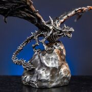 World Of Warcraft Wow Figure Sindragosa Collector's Edition Statue Dragon Metal