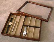 Toyooka Craft Wooden Watch And Accessories And Collection Cases Sc94 Made In Japan