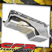 Aluminum 1991-up Chevy Bb 396-402-427-454 Gen 5, 6 Oil Pan - Polished