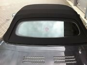 Heated Glass Rear Window Cover Panel Heater -black For Mgf / Tf -1996-2009