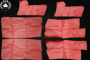 Door Panels Side Panels For Mercedes Sl R / W107 Red New