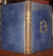 1930 The Planktonic Diatoms Of Northern Seas M V Lebour Signed By Author 1st Ed