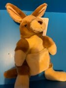 The Puppet Company - Full-bodied Animal Puppets - Brown Kangaroo