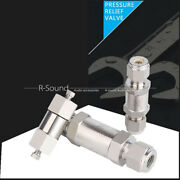 316 Stainless Steel Check Valve Compression Fitting Max Pressure 40 Mpa Fit