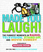 Humor Vintage Tv Radio Stand-up Film 2004 Book And Dvd Comedy Made You Laugh