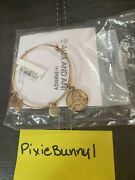 Disney Belle Alex And Ani Gold Bracelet Beauty And The Beast Brand New Retired
