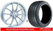 Alloy Wheels And Tyres 19 Bola Flc For Ford Grand C-max 10-19