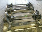 2014-2019 Toyota Corolla Rear Loaded Beam Axle Assembly 8k Miles Drum Brakes Oem