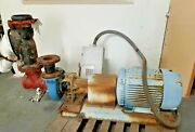 Paco Water End Suction Centrifugal Pump 450 Gpm 40 Hp Motor