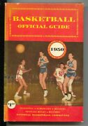 Basketball Official Guide 1949-hardbound-ncaa-schedules-records-info-232 Page...