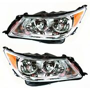 Headlight Lamp Left-and-right Gm2503335c Gm2502335c 20941383 20941382 Lh And Rh