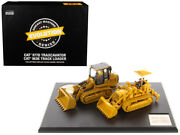 Cat Caterpillar 977d Traxcavator And 963k Track Loader 1/50 Diecast Masters 85559