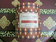 Crabtree And Evelyn Moroccan Spice Poured Candle Vintage Glass Jar 30 Hours Nibox