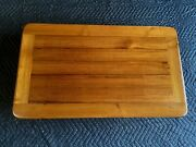 21by 35 Genuine Burmese Teak Yacht/boat/rv Table Natural/oiled Finish