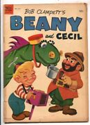 Bob Clampett's Beany And Cecil-four Color Comics 570-dell-based On Tv Series...