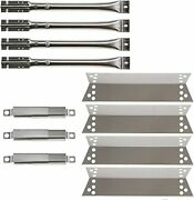 Sears Grill Parts Replacement Kit Heat Plate Shield And Gas Burners Tube Free Ship