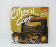 Clarence Greenwood Citizen Cope Signed Autograph Album Record One Lovely Day Psa