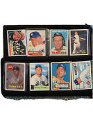 Mickey Mantle Trading Cards Ceramic Including Rookie Cards