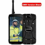 Conquest S12 Pro Rugged 6 Android Phone 6gb + 128gb Poc / Dmr Walkie Talkie