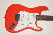 Howard Stern Signed Autograph Fender Brand Electric Guitar - King Of All Media
