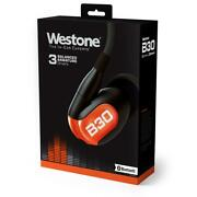 New Westone B30 Five-driver True-fit Earphones With High-definition Mmcx