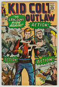 M0757 Kid Colt Outlaw, 120, Vol 1, Vf Condition