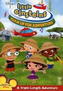 Disneys Little Einsteins - Team Up For Adventure Dvd 2006