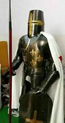 Medieval Templar Full Body Armour Suit With Antique Finish Full Body Armour