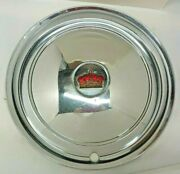 1949 1950 1951 1952 Chrysler Imperial Hubcap 15 Inch