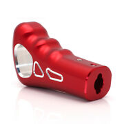 Red Gear Shift Knob Grip Motorcycle For Polaris Rzr 570 Eps 2014-2015/2017-2019
