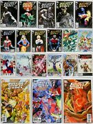 Dc Lot 20 - Justice Society Of America 2 To 21 2007 2008 2009 Vf/nm