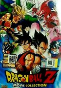Dvd Dragon Ball Z Great Movie Collection 18 Movie In 1 All Region +trackshipping