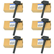 For New Set Of 6 Oem Bosch 05149168ai Bulk Packaged Ignition Coils Us