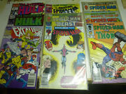 Comic Books - Collectibles - Lot Of 61 Books + 1 Poster.
