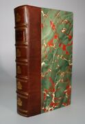 1785 A Voyage Around The World In The Years 1740-44 Lord Anson 2 Vols In 1 Map