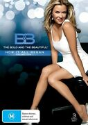 The Bold And The Beautiful -how It All Began Collection 1 Dvd 2012-new+sealed
