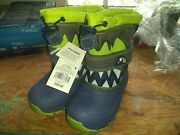 Winter Boots Toddler Boys' New W Tags Size 10 By Bernardo Lot Of 3