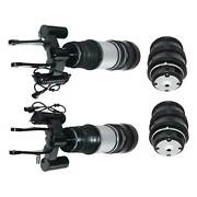 4pcs Set For Mercedes E-class W211 4matic Rear Air Springs And Front Shock Struts