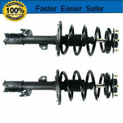 Complete Strut Andcoil Assembly Front Fits 2011-2014 Toyota Sienna 8 Passenger
