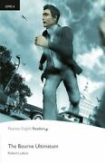 Level 6 The Bourne Ultimatum Book And Mp3 Pack Ludlum Paperback-