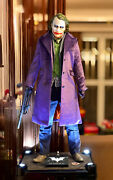 Batman The Joker 1/2 Life Size Resin Recast Statue Painted W/ Led Collectible