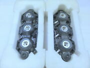 T9 Evinrude Omc 346453 346452 Cylinder Head Set Oem New Factory Boat Parts