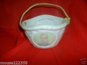 Precious Moments Basket 1994 I Believe In Miracles