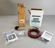 9873a38 Mercury 1991-1996 Red Stator Kit 50 55 60 Hp 3 Cyl 16 Amp 4 Wires New