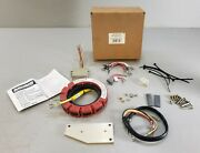 9873a38 Mercury 1991-1996 Red Stator Kit 50 55 60 Hp 4 Wires New In Box