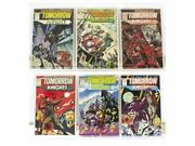 Tomorrow Knights 1-6 Complete Set 6 Books - Epic - 1990