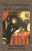 The Confessions Of St. Augustine Hardback Or Cased Book