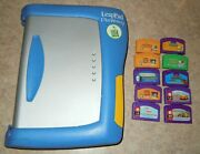 Leap Frog Leap Pad Plus Writing And 10 Cartridges No Books